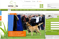 working-dog - Hunde, Videos, Meisterschaften etc.